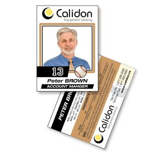 Baseball Business Card BC-BASEBALL Business Card Alternatives