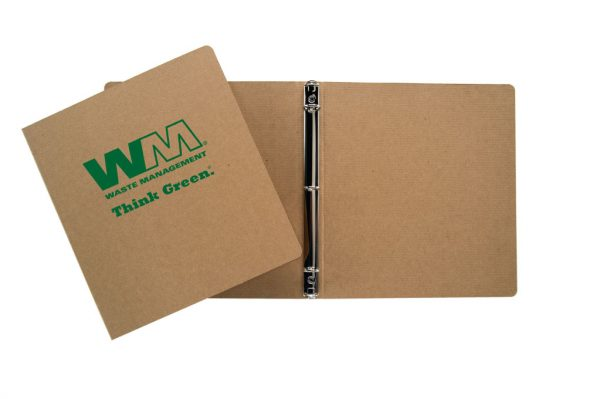 Recycled Cardboard Binders BI-100-RC Office Binders