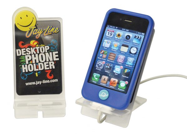 Clear Cut Acrylic Cell Phone Holder CC-SPH Acrylic Products