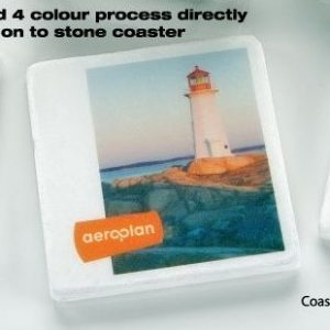 Marble Tile Coasters - 4 Pack CO-STONE-4PK Home Coasters
