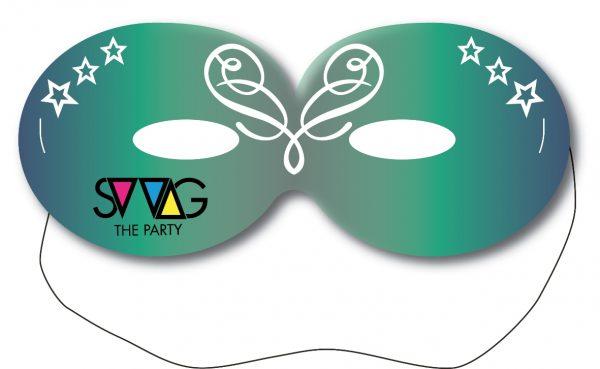 Curved Mask FM-CURVED Event Promotions Masks