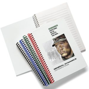 Plastic Coil Journals