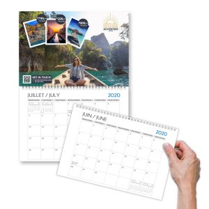 Traditional Wall Calendars
