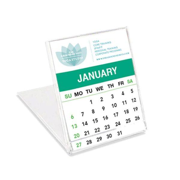 "6"" X 5"" Jewel Case Calendar JJC-JEWEL-1 Calendars Jewel Case Calendars"