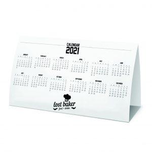 Table Tent Calendars