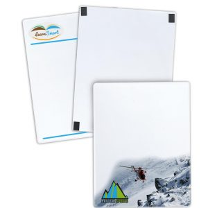 """8.5"""" x 11"""" 12 Point Card Stock Memo Boards LP-1004 Paper Products Memo Boards"""