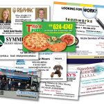 20 mil Business Card Magnets MG-1188-20MIL Business Card Alternatives
