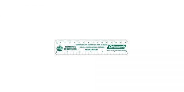"Ruler Magnets - 1.25"" x 6.125"" - 30mil MG-1194-30MIL Magnets Ruler Magnets"