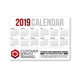"4"" x 6"" Calendar Magnet - 20mil MG-1401-CAL Calendars Magnet Calendars"