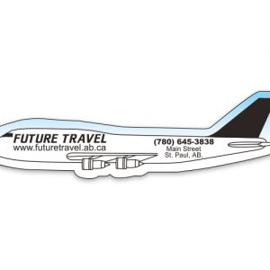 Transportation Magnets - Airplane - 30mil MG-4063-30MIL Magnets Transportation