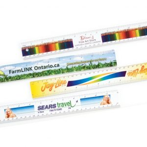 Bookmarks and Rulers