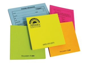 "4"" x 3"" Colour Burst Adhesive Note Pad - 50 Sheets SN-4x3-50-CB Note Pads Colour Burst Note Pads"