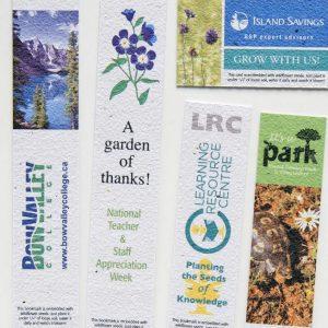 "Direct Print Seeded Paper 5"" Bookmark SP-DP-BM5 Seeded Products Direct Print Seeded Paper Products"