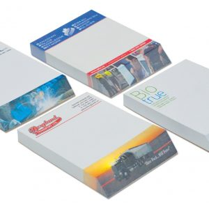 Non Adhesive 3D Note Pads WEDGEEZE Note Pads Standard Note Pads