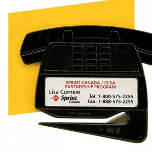 Telephone Shaped Zippy Z-600 Home Zippys