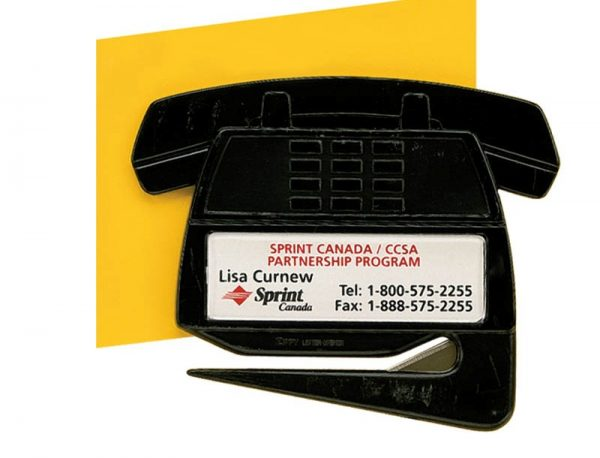 Telephone Shaped Zippy Z-600 Home Zippys