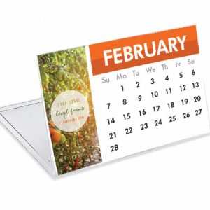 Jewel Case Calendars